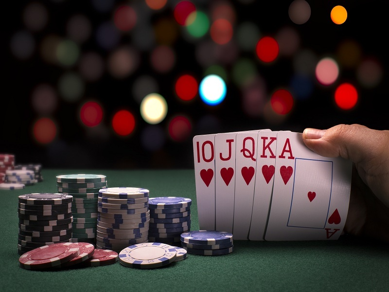 Choose a Registered Online Gambling Site and Do Gambling
