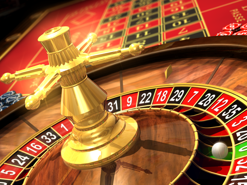 Play Roulette and Other Gambling Games like DominoQQ etc.
