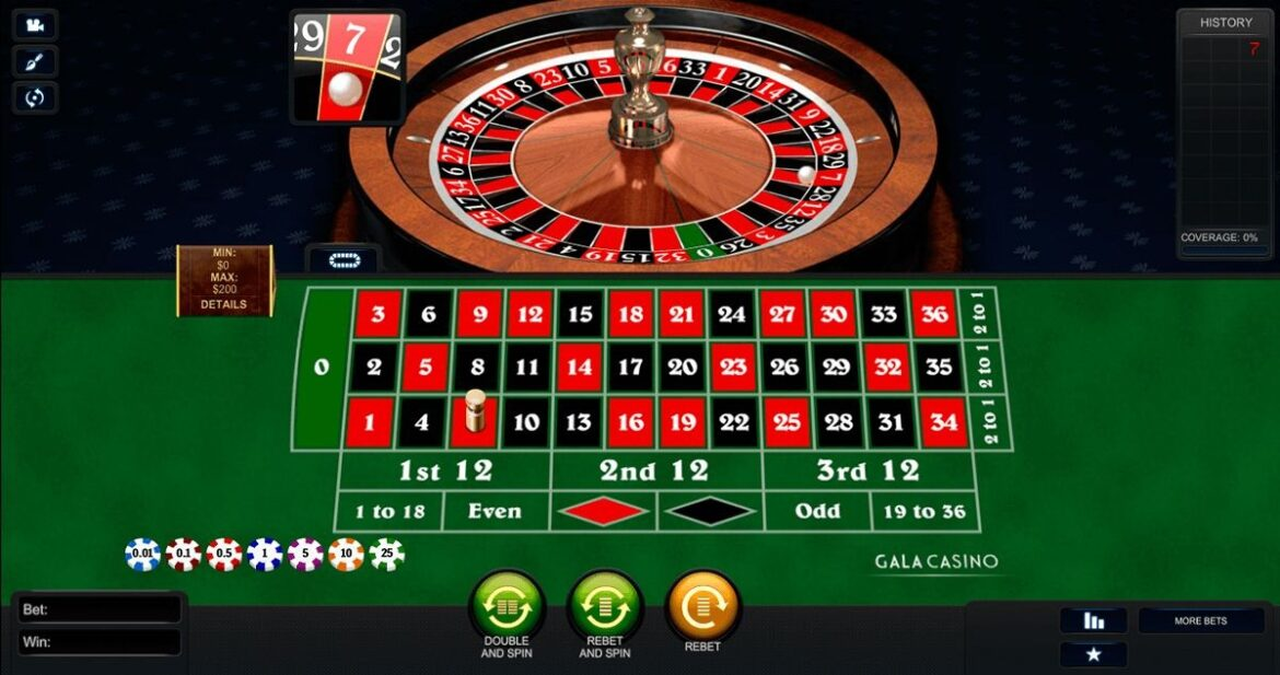 How to find the best online casino to play roulette?