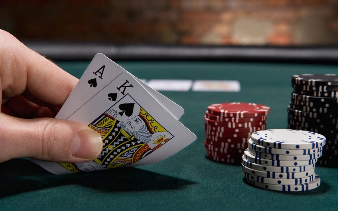 What should be the best strategy for winning a poker game?