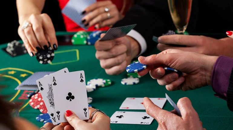 Are you running bad on Poker? Are you sure?